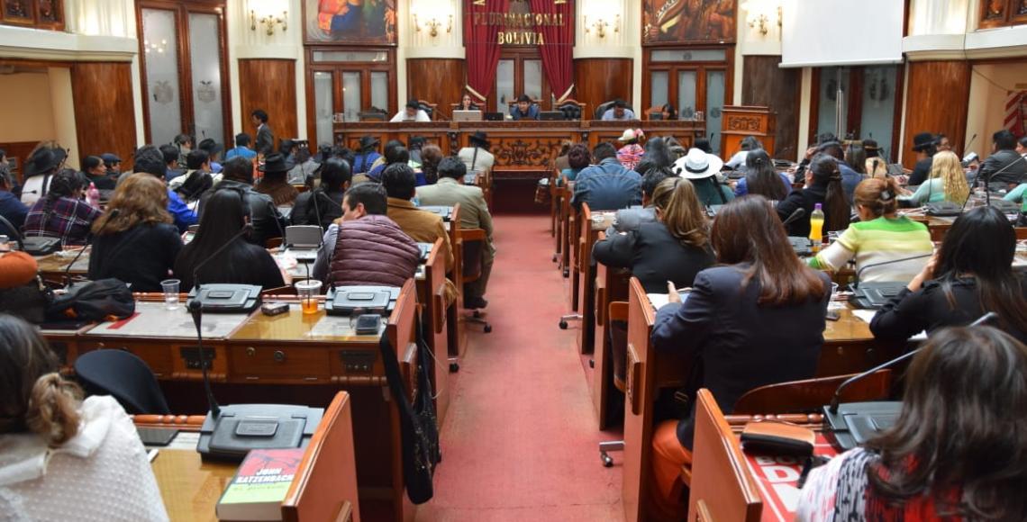 ALP clausura Legislatura 2018-2019 con 115 leyes aprobadas