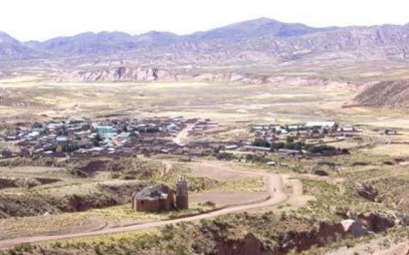 Provincia San Pedro de Totora del departamento de Oruro cumple 38 años